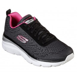 SKECHERS FASHION FIT - BOLD BOUNDARIES 12719/BKHP