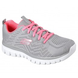 SKECHERS GRACEFUL - GET CONNECTED 12615/GYCL