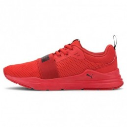 Puma Wired Run Jr, Rojo