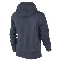 Boys' Nike YA76 Training Hoodie 619080-451