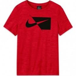 Camiseta Nike Niño Rojo...