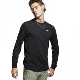 Camiseta Nike Hombre Negra