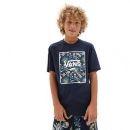 Camiseta Vans PRINT BOX DE...