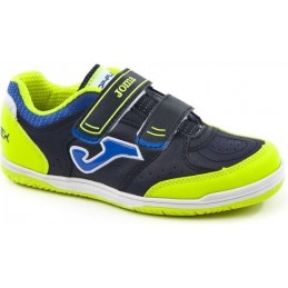Joma Top Flex JR 803 NAVY VELCRO INDOOR SALA TOVJW.803.IN