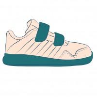 Zapatillas bebé/infantil niño