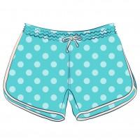 Shorts Baño Mujer