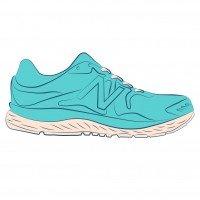 Zapatillas Running Niña